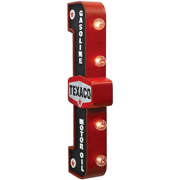Texaco Vintage Marquee LED Sign