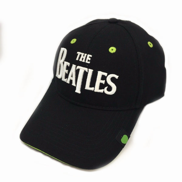 BEATLES Drop T Embroidered Baseball Cap
