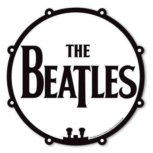 The Beatles Mouse Pad - Drum