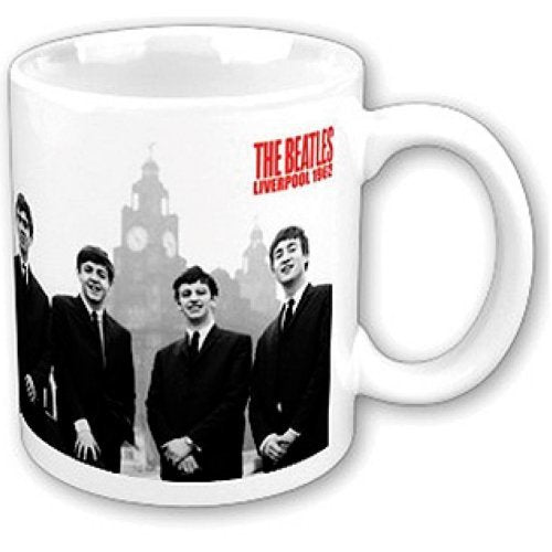 The Beatles Mug - Liverpool Buildings