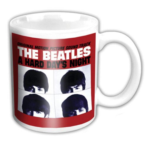 The Beatles Mug - US Album Cover -  Hard Days Night