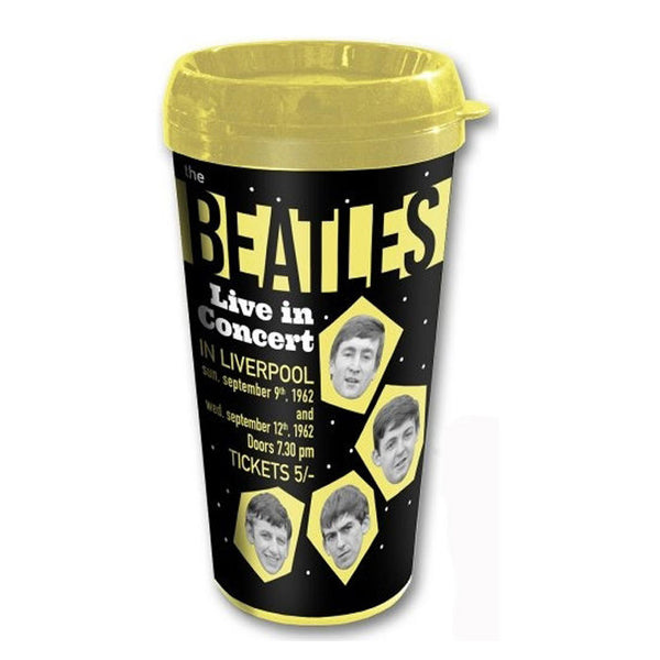 The Beatles Travel Mug  - 1962 Live in Concert