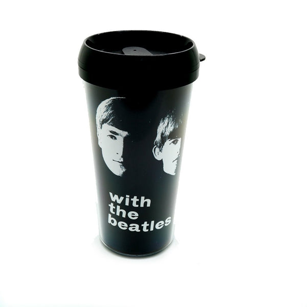 The Beatles Travel Mug  - With The Beatles