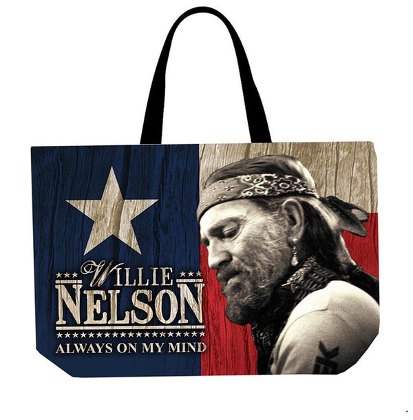 Willie Nelson Bag - Always on my mind