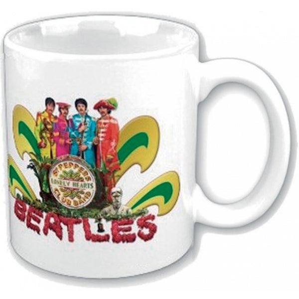 The Beatles Mug - Sgt Pepper Naked