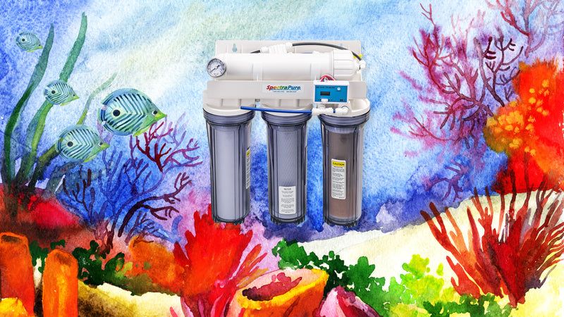 RODI Aquarium Water Purification Kit