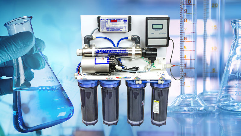PURE WATER SCIENTIFIC SYSTEMS