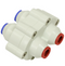 "Permeate Pump Automatic Shut Off Valve w/ 1/4"" Quick-Connect fittings - Spectrapure"