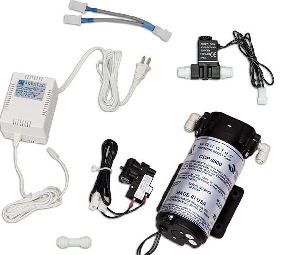 Pressure Switch Controlled Booster Pump Kit - Spectrapure