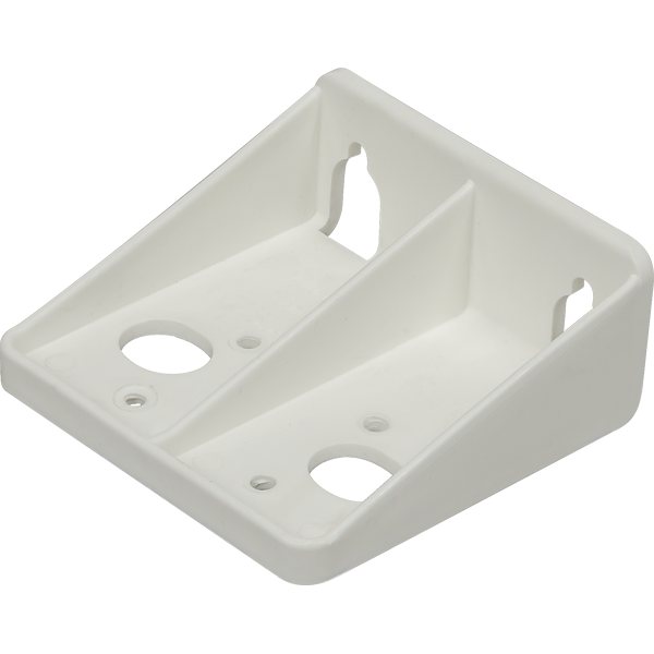 Single Position Plastic Housing Bracket - Spectrapure
