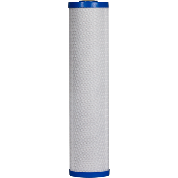 "1 Micron Carbon Block Filter 20"" Big-Blue - Spectrapure"