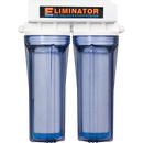 "SpectraPure® Eliminator Dechlor 2 Stage 10"" Dual Carbon Dechlorination Filter - Spectrapure"