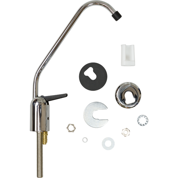 Air Gap Standard Chrome Faucet - Spectrapure