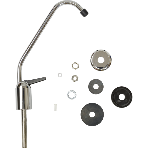 Non Air Gap Standard Chrome Faucet - Spectrapure