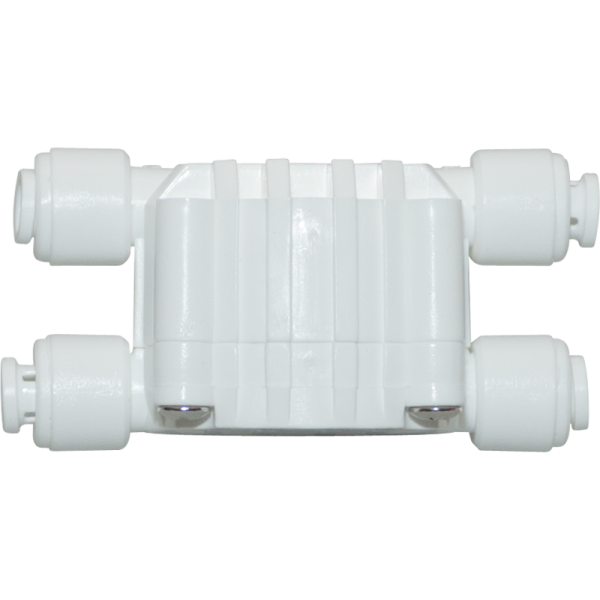 Automatic Shut Off Valve 0.25 inch Quick-Connect Fittings - Spectrapure