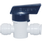 2 Way Acetal Ball Valves Quick-Connect Fittings - Spectrapure