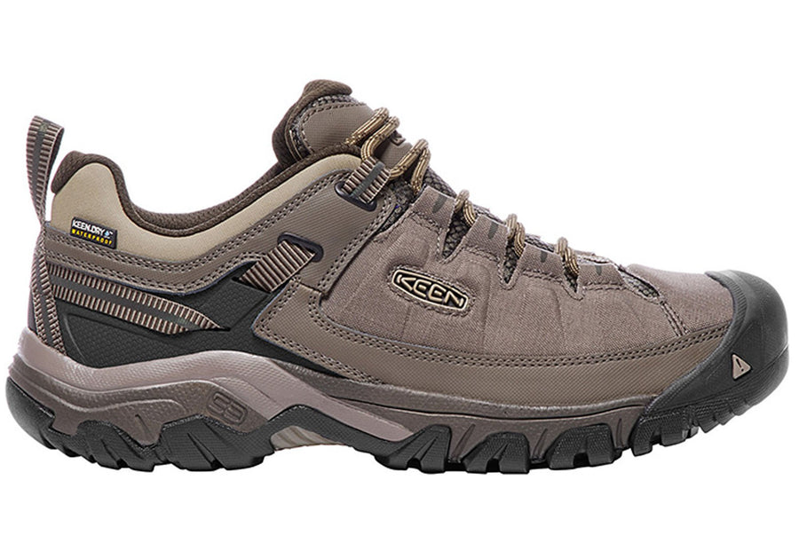 Keen Targhee EXP Waterproof Mens Comfortable Hiking Shoes