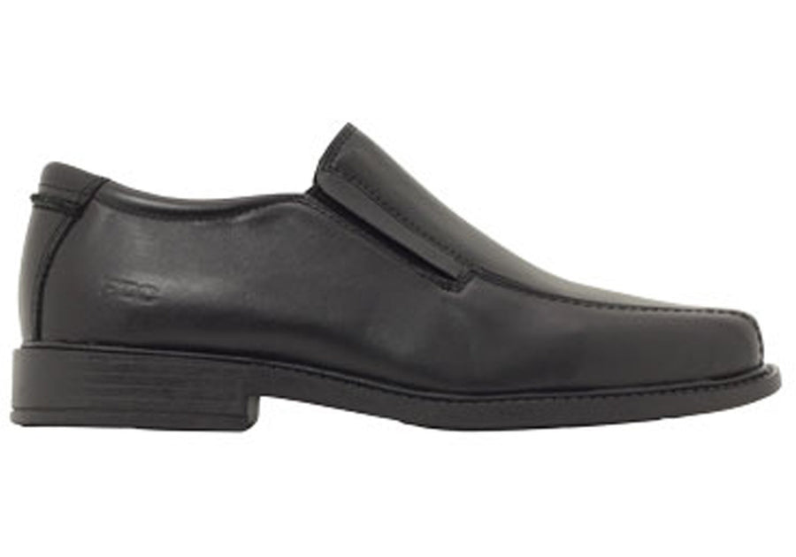 ROC Durban Senior Boys/Mens Leather Shoes