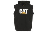 Caterpillar Mens Comfortable Sleeveless Hoodie