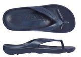 Aussie Soles Mens Comfortable Starfish Orthotic Thongs Flip Flops