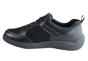 Homyped Sorrell Mens Supportive Comfort Extra Extra Wide Shoes