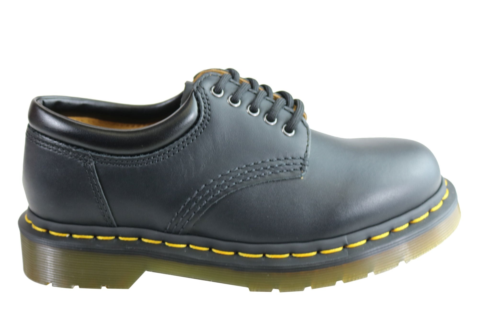 NEW DR MARTENS 1460 BLACK NAPPA FASHION LACE UP COMFORTABLE UNISEX BOOTS