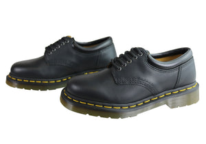 Dr Martens 8053 Black Nappa Lace Up Comfortable Unisex Shoes