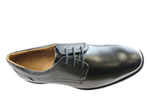 Sollu Nemeth Mens Leather Comfort Lace Up Dress Shoes Made In Brazil