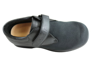 Axign Medical Footwear Mens Hawthorn Diabetic & Arthritis Relief Shoes