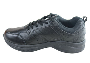 Sfida Defy Senior L Mens Comfortable Lace Up Athletic Shoes