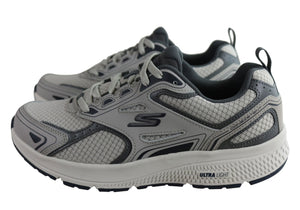 Skechers Mens Go Run Consistent Comfortable Athletic Shoes