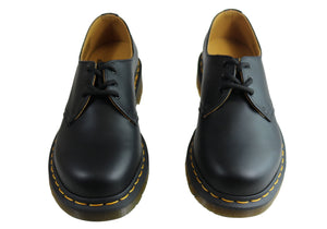 Dr Martens 1461 Classic Black Nappa Lace Up Comfortable Unisex Shoes