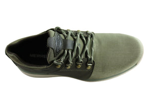 Merrell Mens Harrison Lace Up Comfortable Casual Shoes