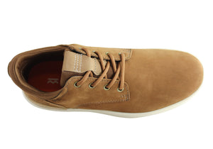 Bradok Cruizer BSC Mens Comfort Leather Casual Shoes Made In Brazil