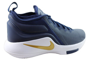 Nike Mens Lebron Witness II Comfortable Lace Up Shoes