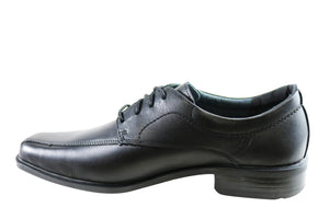 Slatters Hampton Mens Comfortable Leather Lace Up Dress Shoes