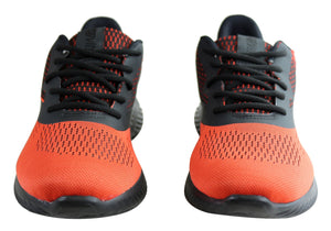 Actvitta Watson Mens Comfortable Cushioned Lace Up Active Shoes