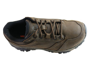 Merrell Moab Adventure Lace Comfortable Durable Wide Fit Mens Shoes