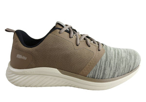 Actvitta Energy Mens Comfortable Cushioned Lace Up Active Shoes