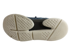 Actvitta Delta Mens Comfortable Cushioned Active Shoes Made In Brazil