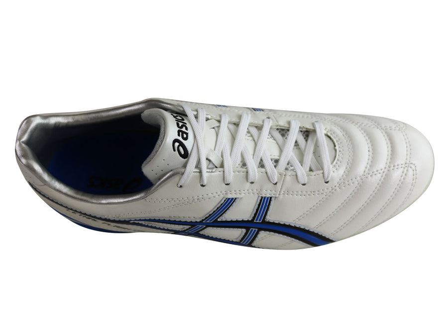 Asics Mens Lethal Flash Ds IT Moulded Sole Football Soccer Rugby Boots