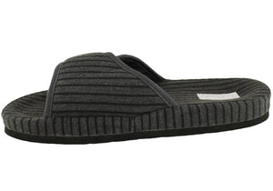 Grosby Scott Mens Indoor Slippers