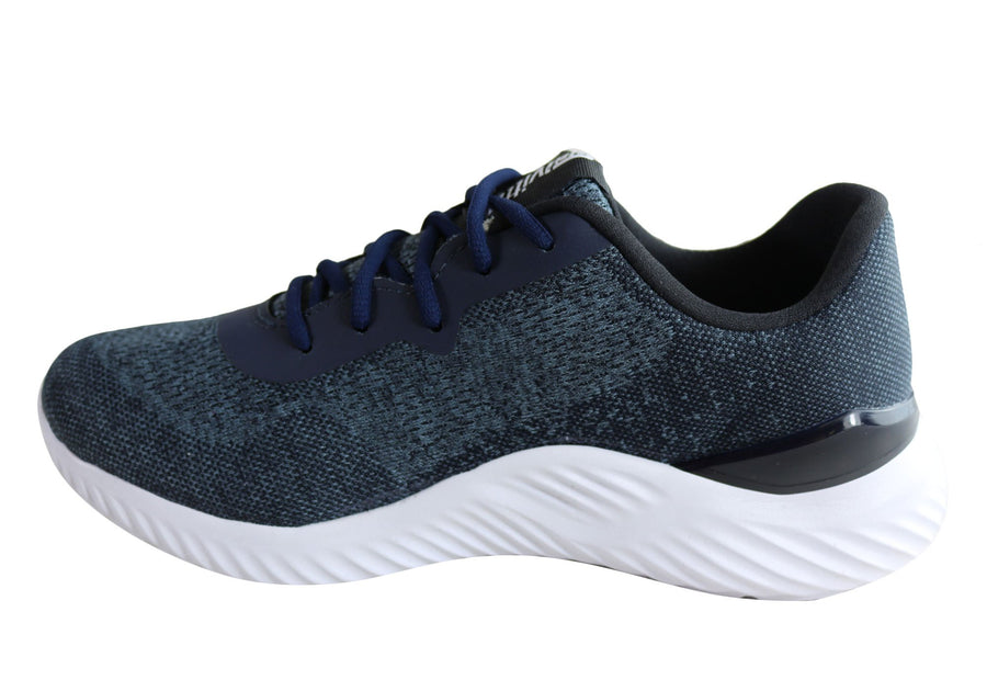 Actvitta Endurance Mens Comfortable Cushioned Lace Up Active Shoes