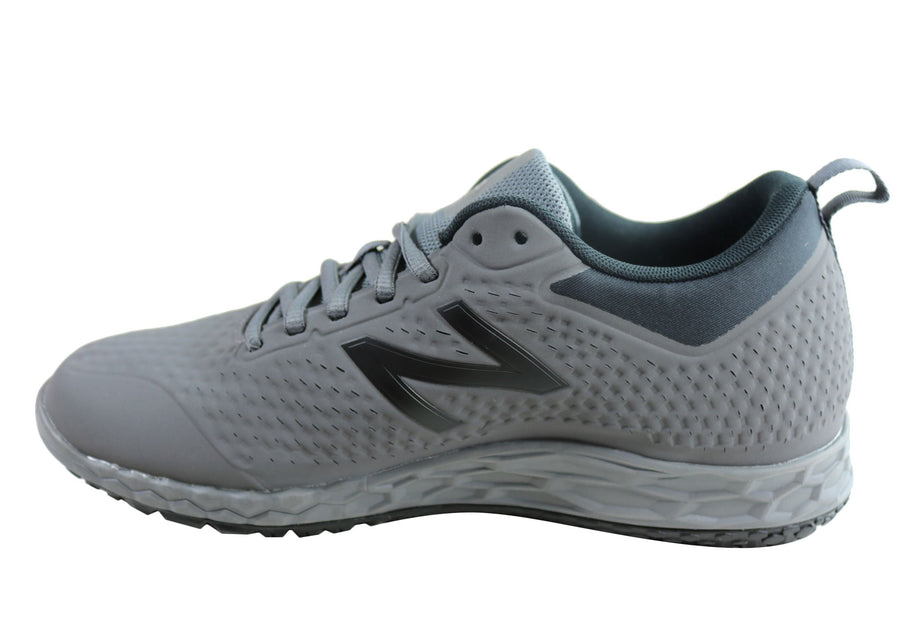 New Balance Mens 806 Slip Resistant 2E Wide Fit Work Shoes