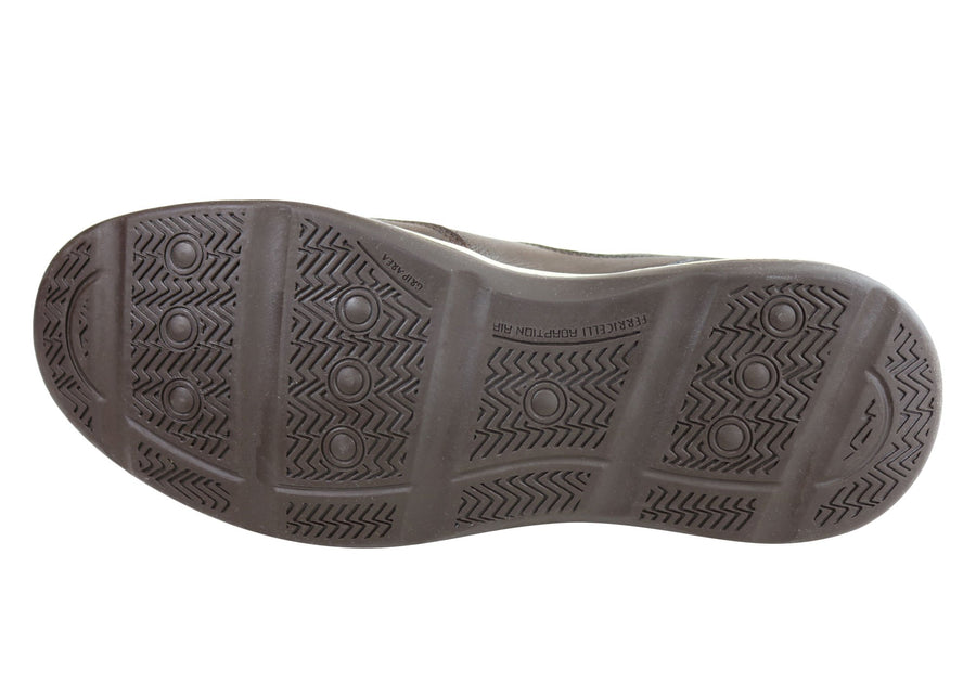Ferricelli Scotty Mens Comfortable Slip On Casual Shoes Made In Brazil
