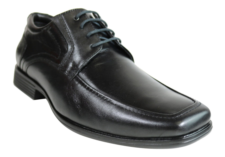 Ferricelli Bolton Mens Wave Memory Comfort Technology Dress Shoes