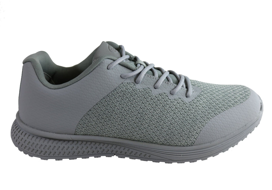 Scholl Orthaheel Everest Mens Comfortable Supportive Active Shoes