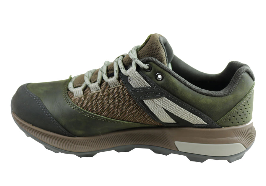 Merrell Mens Zion Gore Tex Comfortable Hiking Shoes