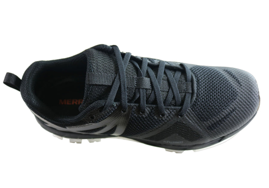 Merrell Mens MQM Flex GTX Comfortable Lace Up Trail Shoes