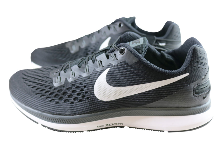 Nike Mens Air Zoom Pegasus 34 FlyEase Comfortable Shoes